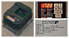 RELIANCE ELECTRIC GV3000 SE  2V4160 Vector  2 HP Core Tested Good No Regulator