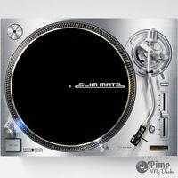 SLIM MATZ DJ SLIPMATS / SLIP MATS X 2 - TECHNICS - STANTON - VESTAX - PIONEER