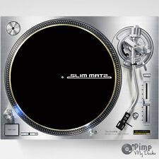 Slim Matz dj slipmats / slip mats x 2-Technics-STANTON-Vestax - pioneer