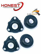 For FORD FIESTA MK5 01-08 FRONT SHOCKER TOP STRUT MOUNTINGS & BEARINGS 4 PCES