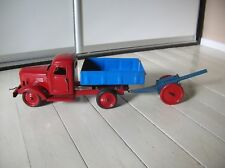 ZIS 150 Huge Tin Toy Truck and cannon