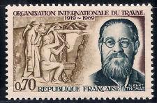 Francia / France. 1969. 0,70 Francs. Albert Thomas (Nuevo/New)