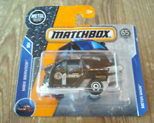 Matchbox Meter Made Polizei Trike schwarz in OVP * FHK20 * aus Sammlung