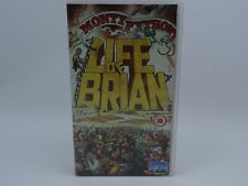Life of Brian Vhs - Monty Python - Classic Comedy - Must See