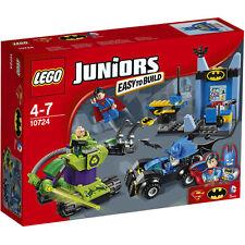 Lego Juniors Batman and Superman VS Lex Luthor 10724