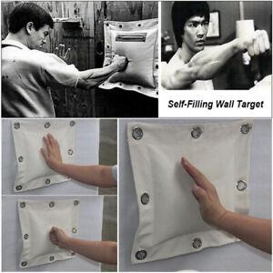 Kung Fu Wall Target Wall Punching Pad Boxing Punch Training Sandbag Dummy Bag