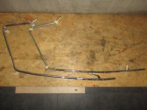 Seitenbügel chrom links und rechts für Yamaha YP 250 Majesty (Typ 4UC)