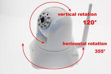 EasyN 187C Full HD 1.3MP 1080p Wireless Plug & Play PT P2P IP Network Camera
