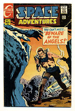 Space Adventures #3 (Charlton) VG4.8