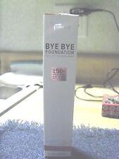 IT COSMETICS BYE BYE FOUNDATION FULL COVERAGE MOISTURIZER NIB SPF50/1.08 oz.RICH