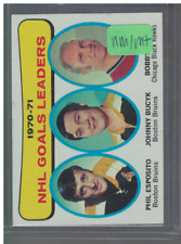 1971-72 Topps Hk #s 1-132 MOST STOCK PHOTOS (A5508) - You Pick - 10+ FREE SHIP