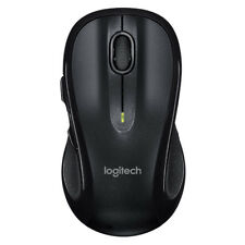 Logitech M510 Wireless Laser Mouse with Unifying Receiver Dark Gray