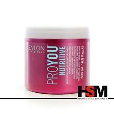 Pro You Nutritive Treatment Capelli Secchi 500 ml