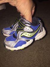 Saucony Strike Toddler Boy Sz. 4 One Velcro Sneaker. Cute & Great Pair
