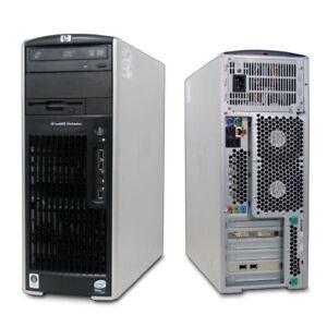 HP XW6600 E5430 2.66GHZ Xeon Twin QuadCore Workstation Desktop PC Tower 16GB RAM