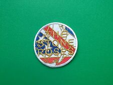 HEAVY METAL PUNK ROCK MUSIC FESTIVAL SEW ON / IRON ON PATCH:- THE STONE ROSES a