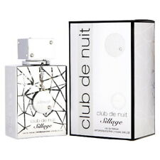 Club de Nuit Sillage by Armaf 3.6 oz EDP Cologne for Men New In Box