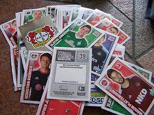 TOPPS PENNY Bundesliga Fußballsticker 13/14 2013 2014 10 Sticker Sammelbilder
