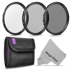 40.5MM Filter Kit (UV CPL Polarizer ND4) for Sony Alpha & NEX  by Altura Photo®