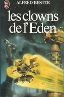 Les clowns de l'Eden - Alfred Bester - J'ai Lu 1981 [Bon état]