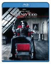 Sweeney Todd: The Demon Barber of Fleet Blu-ray