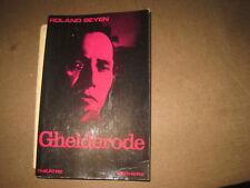 Roland BEYEN: Ghelderode