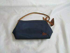Dooney Bourke VTG Nylon Pouchette Bag Purse