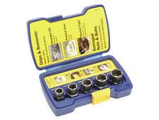 IRWIN Bolt Grip Fastener Remover Base Set 5 Piece IRW10504634