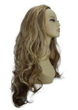Chute de cheveux/demi-perruque longue pour femme