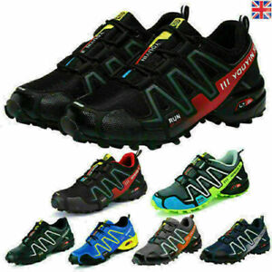 Mens  Speedcross 3 Athletic Running Training Sports Outdoor Hiking Shoes