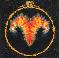 RAM - WHERE? (In Conclusion) (1972/1999) Prog Rock RARE CD Jewel Case+FREE GIFT