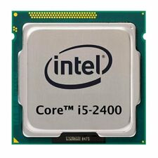 Intel Core i5-2400 (4x 3.10ghz) sr00q CPU Socket 1155 #32370