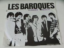 Les Baroques Such A Cad-Summerbeach europhon p 5010 Dutch P/S 7 inch