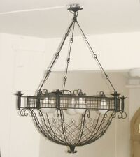 Castle Chandelier Wine Cellar Candelabra Hotellamp