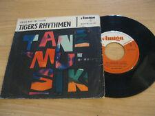 "7"" single Chico and The Tigre Tigre rythmes Vinyle AMIGA RDA 4 50 403"