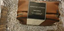 Adrienne vittadini travel dopp kit💕💖