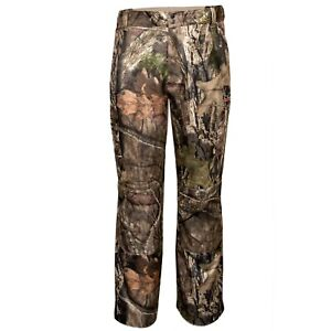 Men's Mossy Oak Break-Up Country, 3XL (48-50), Scent Control, Techshell Pant