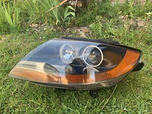 BMW E85 Z4 PRE FACELIFT LCI PASSENGER SIDE N/S HALOGEN HEADLIGHT HEADLAMP LIGHT