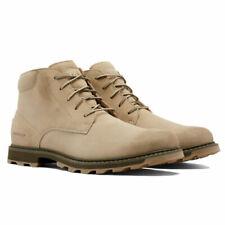 Sorel Men's Madson II Chukka Waterproof Lace Up Boots  Sandy Tan 1921221-251