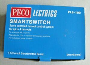 PECO LECTRICS PLS-100 SMARTSWITCH (LOT 660)