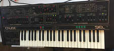 Siel Cruise Mono and Poly Rare ARP Quartet Analog Synthesizer Sequential Circuit