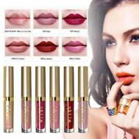 Stila 6Pcs Stay all day Sparkle all Night - Liquid Lipstick & Glitterati Top Set