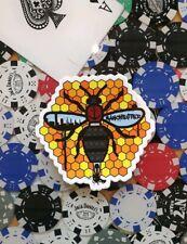 Tattooing Manchester Bee Sticker