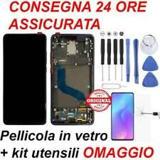 DISPLAY ORIGINALE XIAOMI MI 9T 9T PRO REDMI K20 PRO M1903F10G ORO BLU ROSSO NERO