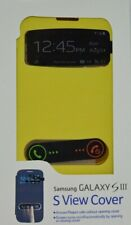 Samsung Galaxy S III S View phone cover Yellow
