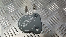 INDIAN SCOUT &  SIXTY - SWING ARM BOLT COVER, CNC BILLET ALLOY