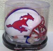 Southern Methodist Mustangs NCAA Replica Schutt Mini Helmet