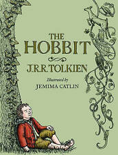 The Hobbit Illustrated Edition by J. R. R. Tolkien (Hardback, 2013)