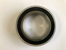 1 pc 6010 2RS C3 rubber sealed ball bearing, 50x 80x 16 mm