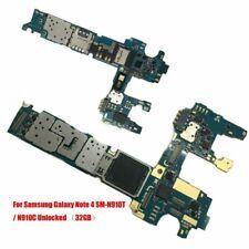 ForSamsung Galaxy Note 4 SM-N910T /N910C UNLOCKED TMOBILE Main Motherboard 32GB